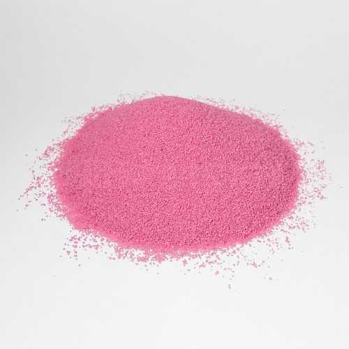 Песок мелкий розовый для декора - Все для флорариума