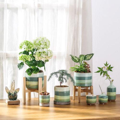 Горшки для растений Поток