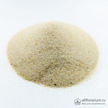 Песок натуральный мелкий
