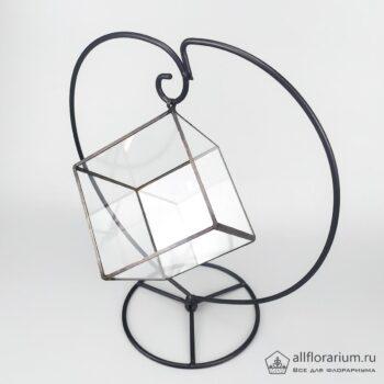 Подвес для вазы Сердце с кубом