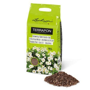 Субстрат для растений LECHUZA-TERRAPON - Лечуза